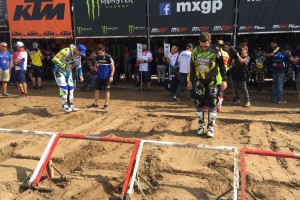 First ever Qualifying win for Simpson in Lommel