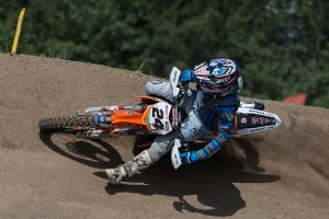 Second moto reversal for a battling sixth at Loket