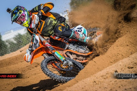 Shaun primed for 2016 opener and WVP KTM debut at Hawkstone