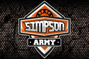 British Champion launches new 'Simpson Army' fanclub
